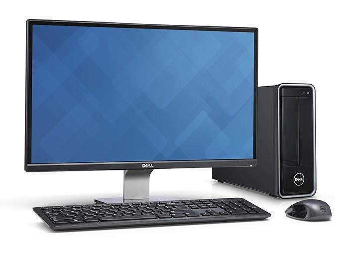 Inspiron Desktop Série 3000, compacto para o dia a dia (Foto: Divulgação/Dell)