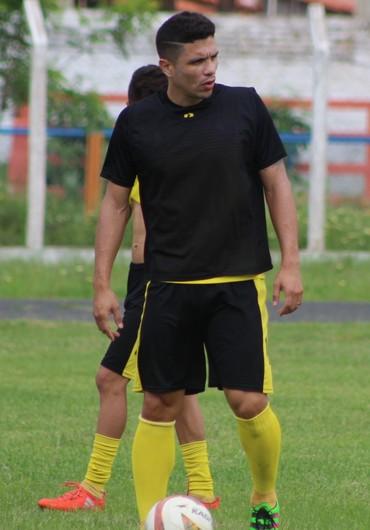 Léo Maceió Flamengo-PI (Foto: Stephanie Pacheco)