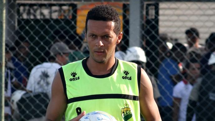 Jota Coruripe (Foto: Leonardo Freire/GloboEsporte.com)