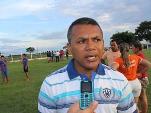 Prefeito de Sucupira (TO), Edinho Castro (Foto: Agnaldo/Tribuna Tocantins)