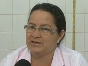 marisa alencar; enfermeira feira de santana (Foto: Imagens / TV Bahia)