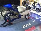 Peugeot mostra moto de competição e anuncia entrada na Moto3