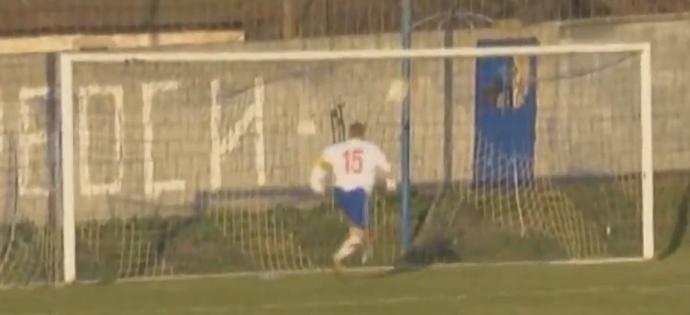 Gol perdido na Sérvia