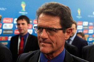 fabio capello sorteio copa do mundo (Foto: Reuters)