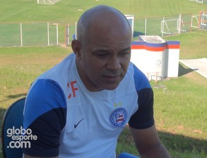 Charles Fabian, auxiliar técnico do Bahia (Foto: Reprodução)