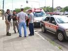 Homem é preso após balear policial ferroviário em briga na CBTU na PB