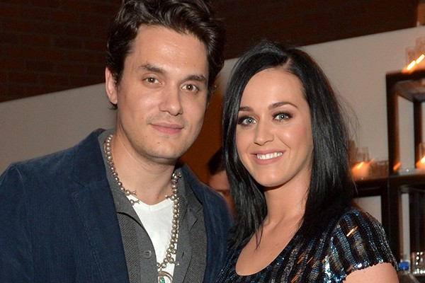John Mayer e Katy Perry (Foto: Getty Images)