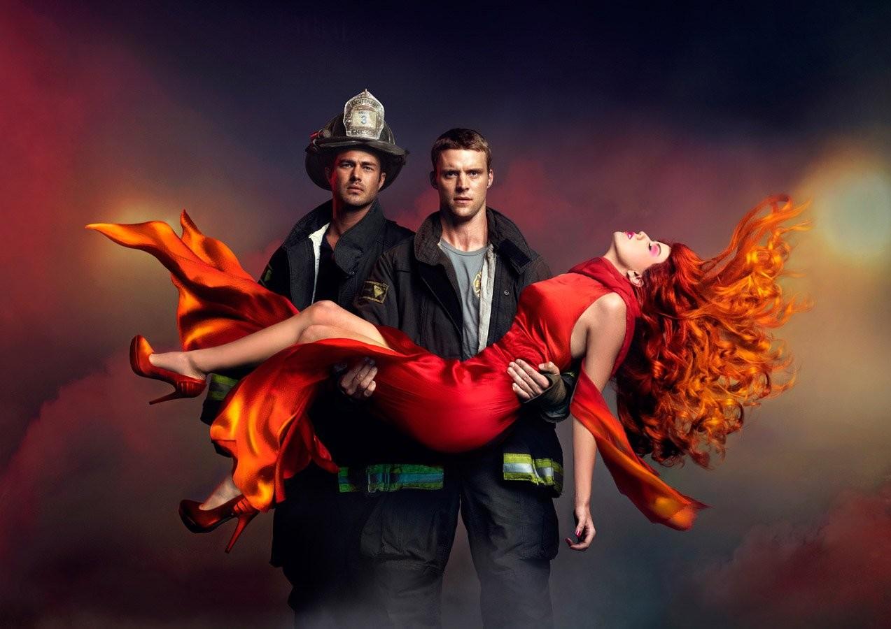 Chicago Fire volta para a quarta temporada (Foto: Divulgao)