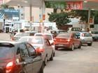Paralisações já provocam falta de combustíveis no Centro-Oeste de MG