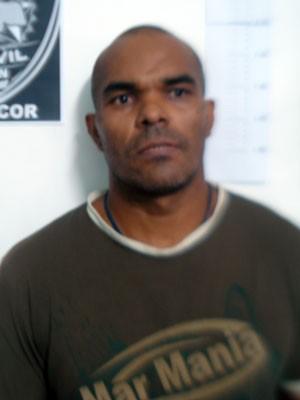 Moisés Gonçalo do Nascimento é soldado da PM (Foto: Divulgação/Polícia Civil do RN)