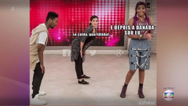 Fatima Bernardes (Foto: Reprodução/Globo)