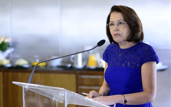 Laurita Vaz (Foto: Gustavo Lima SCO/STJ)