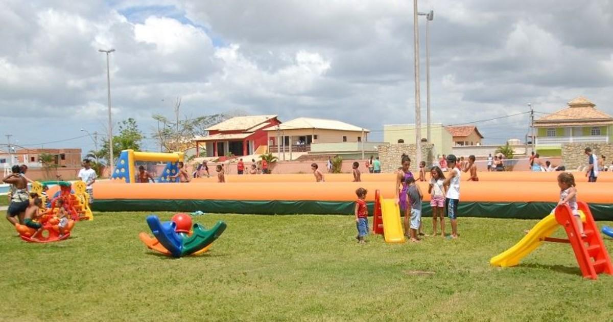 Quissamã, RJ, tem programação para Dia das Crianças em parque ... - Globo.com