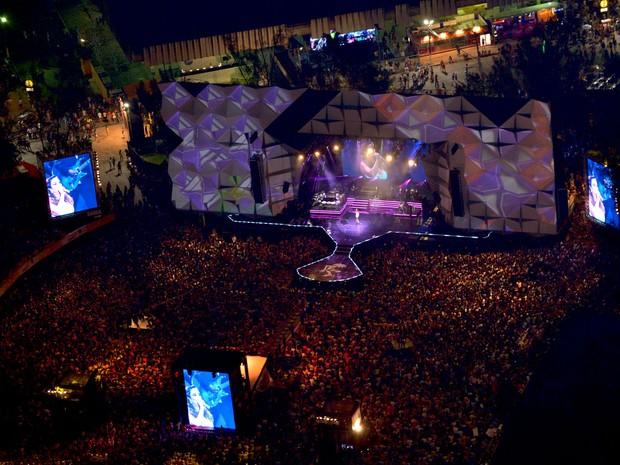 Festival de Verão (Foto: Edgar de Souza/Ag. Edgar de Souza)