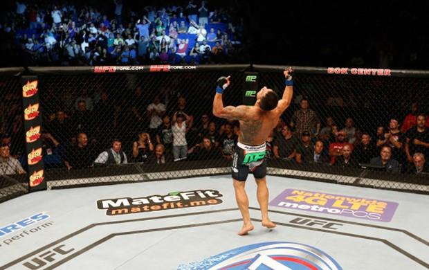 Rafael dos Anjos nova- MMA (Foto: Getty Images)