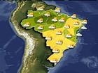Nesta sexta (7), deve gear no Sul do Paraná e no Norte de Santa Catarina