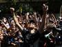 Green dá troco em LeBron, e fãs fazem a festa no desfile do título dos Warriors