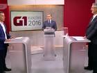 Candidatos de Osasco discutem propostas em debate no G1