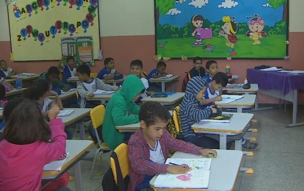 Resultado da Provinha Brasil contribui para criação de estratégias de educação (Foto: Amapá TV)