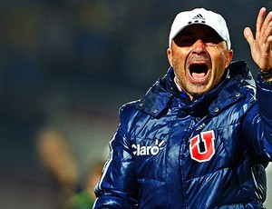 Jorge Sampaoli técnico da La U (Foto: AFP)