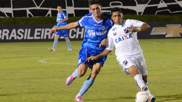 ABC x Macaé (Foto: Frankie Marcone/Divulgação/ABC)