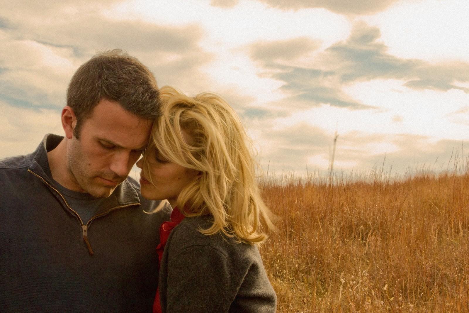 Cena de 'Amor Pleno', estrelado por Ben Affleck (Foto: Divulgação)