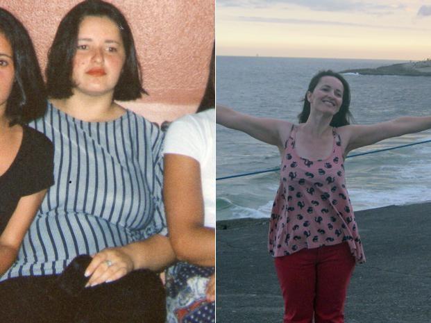Para Márcia, a perda de peso foi importante para recuperar a saúde e também para ela aprender a se valorizar mais (Foto: Arquivo pessoal)