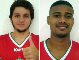 Reforços vindos do Palmeiras podem estrear pelo Boa Esporte (Foto: assessoria imprensa boa esporte)