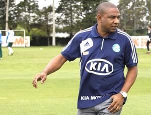 Cesar Sampaio, gerente de futebol do Palmeiras (Foto: Ale Frata / Agência Estado)