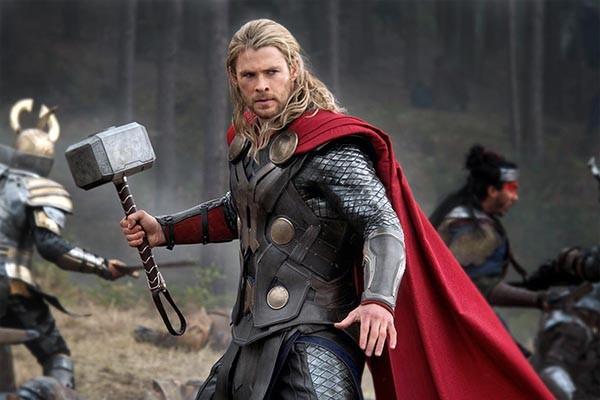 Chris Hemsworth como Thor (Foto: Divulgação)