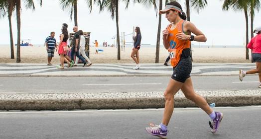 drible  na fome (Thiago Diz Photography / Maratona do Rio)