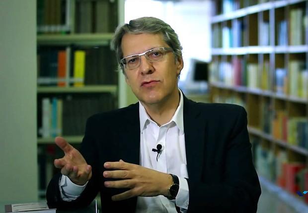 Carlos Ari Sundfeld, professor de Direito Administrativo da FGV-SP (Foto: Reprodução/YouTube)