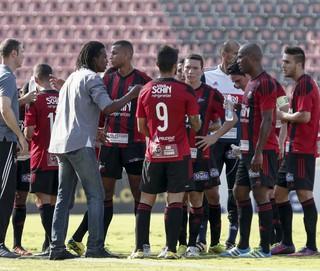 Ferroviária x ituano, Roque Júnior (Foto: Miguel Schincariol / ituano FC)