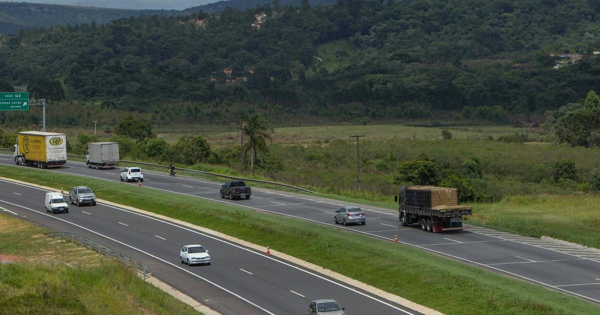 Movimento de veículos na BR-277 deve crescer 75%, segundo ... - Globo.com