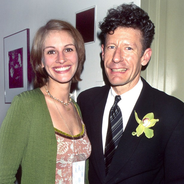 O talentoso músico, ator e produtor Lyle Lovett foi casado com Julia Roberts na primeira metade dos anos 90. (Foto: Getty Images)