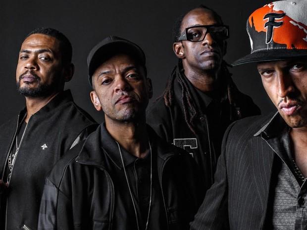 Destaque do rap nacional, o Racionais MC's desembarca em Vitória no dia 28 de outubro para uma apresentação inédita na 9ª edição da festa Black Diamond (Foto: Divulgação/Black Diamond)
