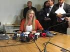 Celina afirma que revelação de áudios é retaliação e diz que não renunciará
