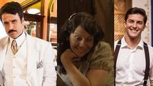 Nova novela das 6 tem tem atores do Vale e região bragantina (Sergio Zalis/ Divulgação/ Camila Camacho/ Gshow)