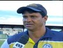 Wladimir Araújo diz que empate foi positivo, mas poderia ser melhor