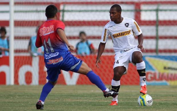 Andre Bahia, Botafogo x Friburguense (Foto: Vitor Silva/SSPress)