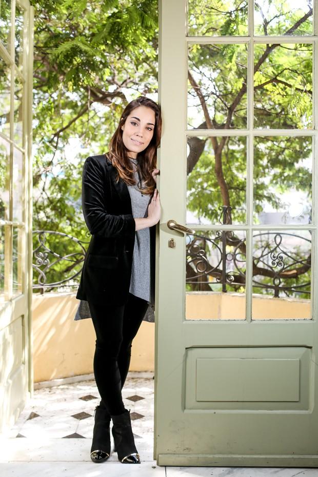 Myra Ruiz (Foto: Thiago Bernarde/Editora Globo)