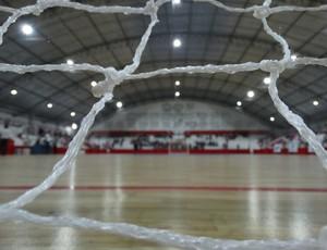 rede futsal (Foto: André Ráguine / GloboEsporte.com)