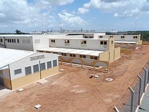 Novo presídio de São Luís (Foto: Divulgação/Ascom)