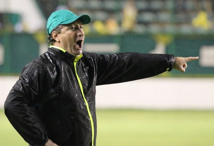 Gama x Brasiliense Candangão 2015 Gilson Granzotto (Foto: Claudio Reis / BrasilienseFC)