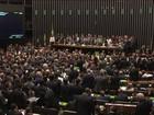 Com impeachment e caso Cunha, produção na Câmara cai 26% em 2016