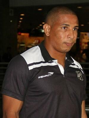 Rafael Costa, atacante do Ceará (Foto: Divulgação/Cearasc.com)