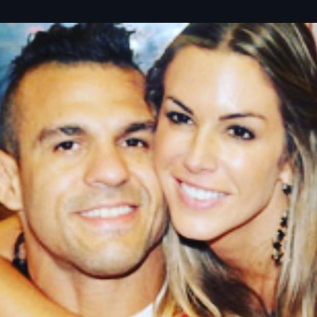 Victor e Joana Belfort (Foto: Reprodução/Instagram)