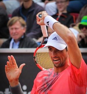 Thomaz Bellucci perde para Alexander Zverev no ATP de Bastad (Foto: Rebecca Johansson / Skistar Swedish Open)