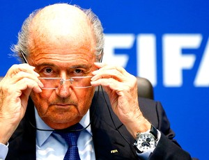 Presidente da Fifa Sepp Blatter (Foto: Reuters)