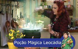 Poção mágica Leocádia